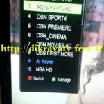 How to add IPTV links to your pinacle receiver box manually 11