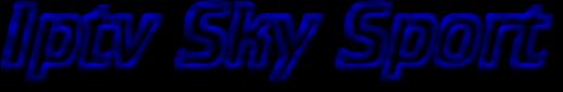 Iptv Sky Sport